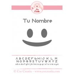 Vinilo textil ~ logo Sonrisa