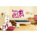 Vinilo Pirata Girl Zone