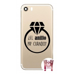 Vinilo móvil / smartphones ANILLO